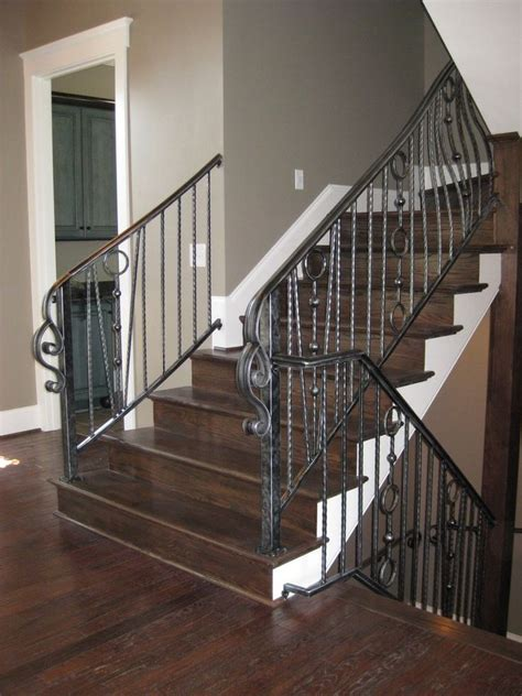 iron banisters and railings 25 best ideas about iron stair railing on