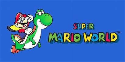 Nintendo Mario Bros Snes Games Jogos Supermarioworld