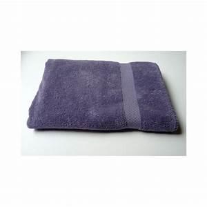 Serviette De Bain : serviette de toilette lavender ethosbio ~ Teatrodelosmanantiales.com Idées de Décoration