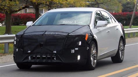 2018 Cadillac Xts Spy Shots  Motor1com Photos