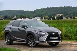 Lexus Is F Sport Executive : essai lexus rx 450h iv f sport executive luxe et z nitude ~ Gottalentnigeria.com Avis de Voitures