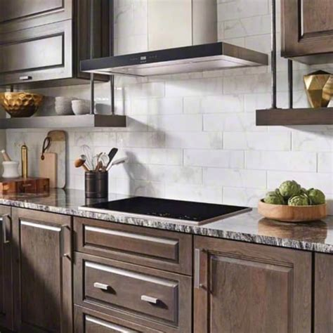 Granite Backsplash by 5 Popular Granite Kitchen Countertop And Backsplash Pairings