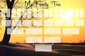 Free Genealogy Family Tree Charts Find The Right Family Tree Chart Free Genealogy Forms