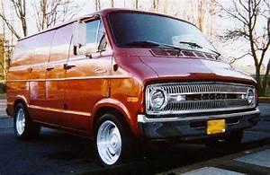 1972 Dodge Van - Information And Photos