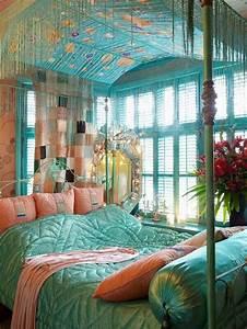 Bohemian, Bedroom, Ideas