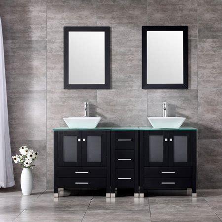 Bathroom Vanities Combo Sets by 60 Bathroom Vanity Combo Set Porcelain