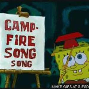 Campfire Song Song Lyrics And Music By Spongebob