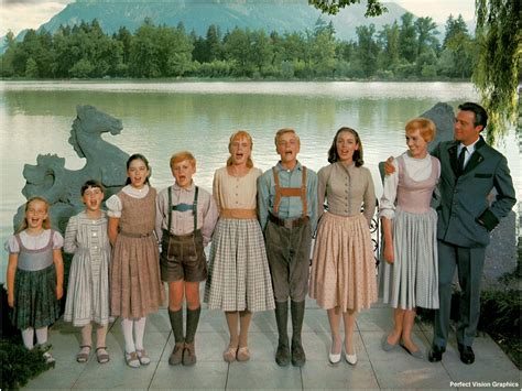 Top 15 Iconic Costumes From The Sound Of Music (1965