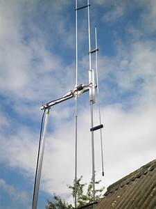 Pa1bj Antennes E D   2m  4m  6m Band Antenna Vertical Version