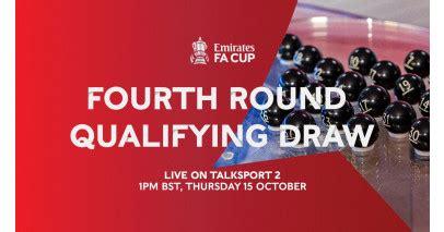 Emirates FA Cup fourth qualifying round draw - News ...