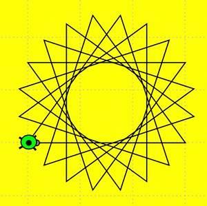Turtle Repeat Button Stars  U0026 Polygons  U2013 Geogebra