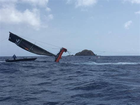 Gunboat G4 Catamaran Capsize by Catamaran Capsize Recovery Driverlayer Search Engine