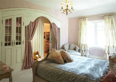 dressing chambre avec rideau solutions pour la