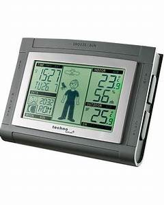 Station Meteo Sans Fil : station m t o sans fil avec horloge radiopilot e ~ Dailycaller-alerts.com Idées de Décoration