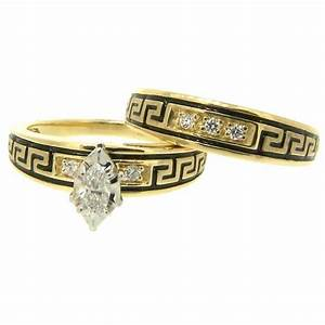 Diamond wedding ringsdiamond engagement ringsdiamond for Native american style wedding rings