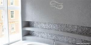 Carrelage Salle De Bain Avec Frise Mosaique Salle De Bain carrelage salle de bain