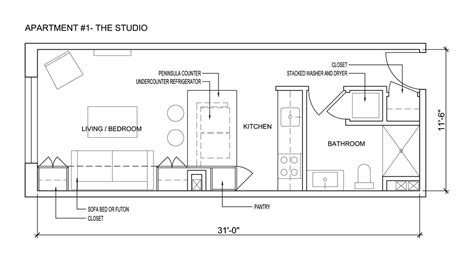 apartment design layout very small apartment layout