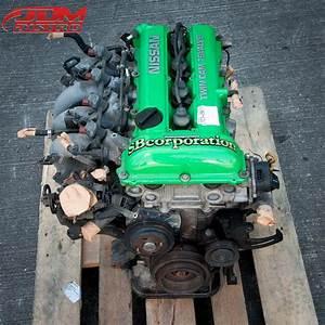 Nissan Silvia 180sx S13 Sr20det Engine - Jdmdistro
