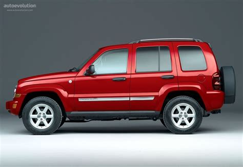 liberty jeep 2005 jeep cherokee liberty 2005 2006 2007 autoevolution