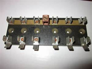Buss 6 Fuse Panel 2660 New On Shelf Rv Camper Trailer Car Truck