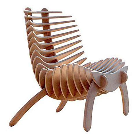 image of design chaise lounge unique and creative wooden chair ideas and designs rank