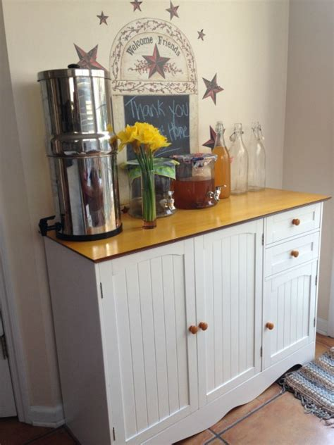 My New Kitchen Buffet From Brylanehome  Fullbeauty Brands