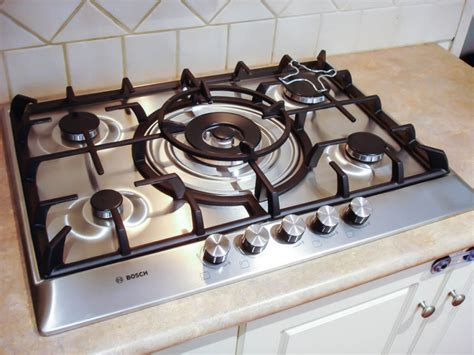 Retrofitting A Gas Cooktop