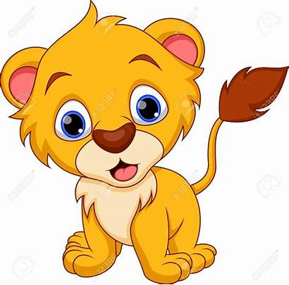 Lion Clipart Cub Lions Animals Cartoon Animated