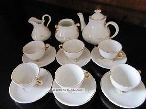 Altes Geschirr Mit Goldrand : altes puppen kaffee service komplett mit goldrand und f sschen ~ Sanjose-hotels-ca.com Haus und Dekorationen