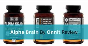 Alpha Brain Review  How Does It Work  Click To Know