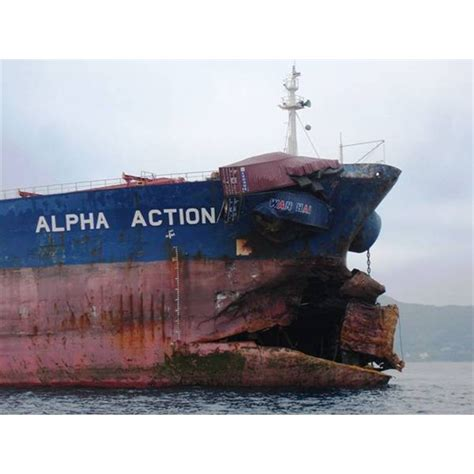 Big Boat Collisions by Maritime Ship Collision Cases Explored Causes And Effects