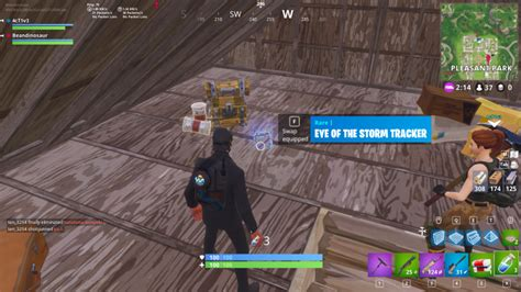 datamining reveals  backpack items coming  fortnite