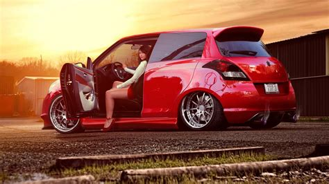 Car Girl Wallpapers HD