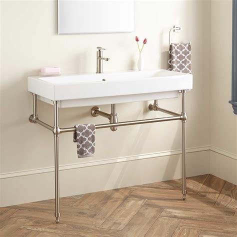 bathroom sink ideas 70 bathroom sinks with metal legs inspiration