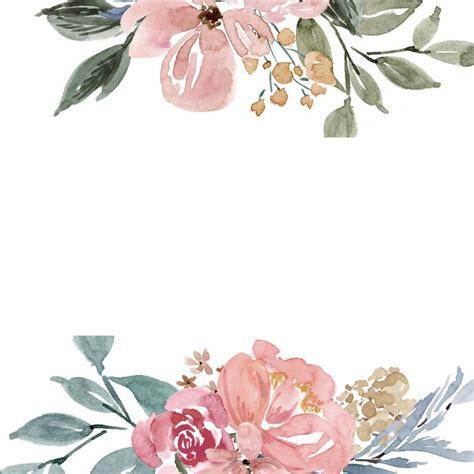 populer background bunga buat undangan background bunga