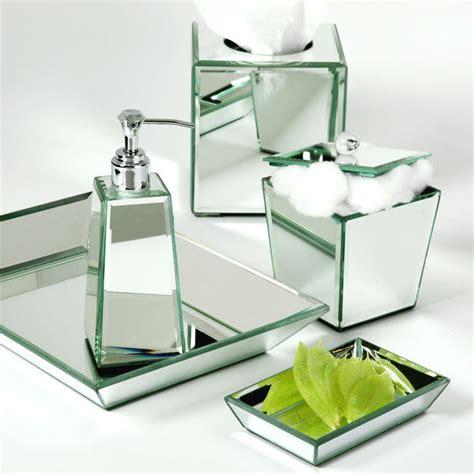 Mirrored Bathroom Tray by China Glass Vanity Mirrored Tray China Vanity Mirrored