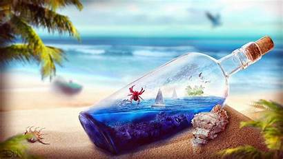 Creative Wallpapers Ocean Sea