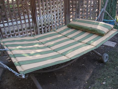 Hammock Replacement by Replacement Cushion For Costco Hammock 266 Outdoor