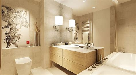 Neutral Bathroom by Neutral Bathroom Design Interior Design Ideas