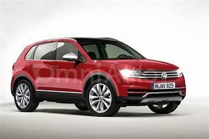 Volkswagen Tiguan 2016 : 2016 volkswagen tiguan realistically rendered debuts at ~ Nature-et-papiers.com Idées de Décoration