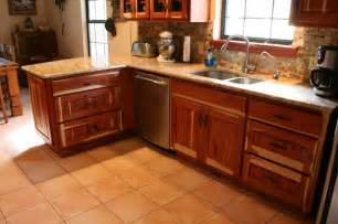 feay cedar kitchen project rustic kitchen austin