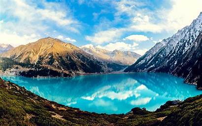 Almaty Lake Wallpapers 1600 2560 Resolutions