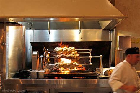 il fornaio restaurant beverly hills entertaining kitchen
