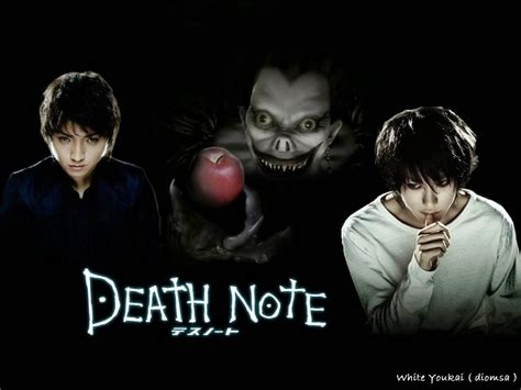 Film Anime Live Action Terbaru Death Note Full Live Action Moviespack Seri 1 3 Benfile