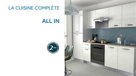 castorama fr cuisine cuisine complète all in 652730 castorama