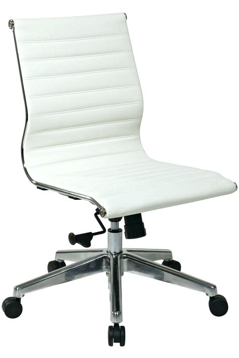 modern leather desk chair desk chairs modern grey leather office chair white