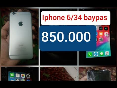 hp bekas surabaya iphone  baypas wifi  youtube