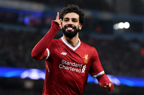 Mohamed Salah Will Sign For Real Madrid On