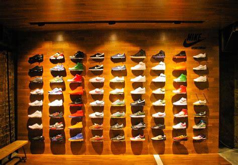 The Nike shop Arbat project