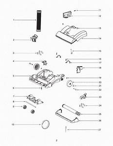 30 Shark Navigator Nv22l Parts Diagram